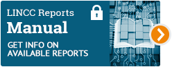 LINCC Reports Manual. Get Info on available reports. Login and password required.