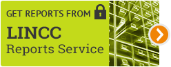 Get Reports from LINCC Reports Service. Login and password required.